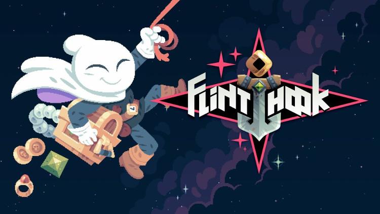 lanzamiento de flinthook en nintendo switch