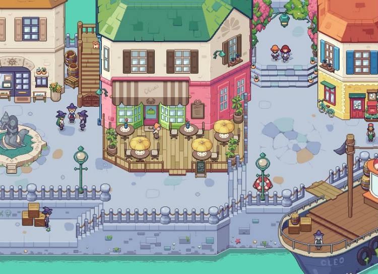 nuevo juego de chucklefish 2