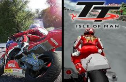 saga de TT Isle of Man