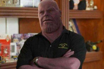 tráiler oficial de Vengadores: Infinity War
