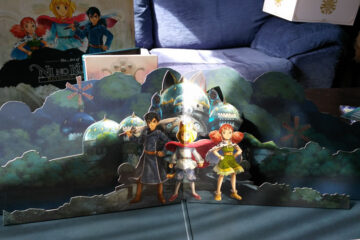 unboxing de la king's edition de ni no kuni II