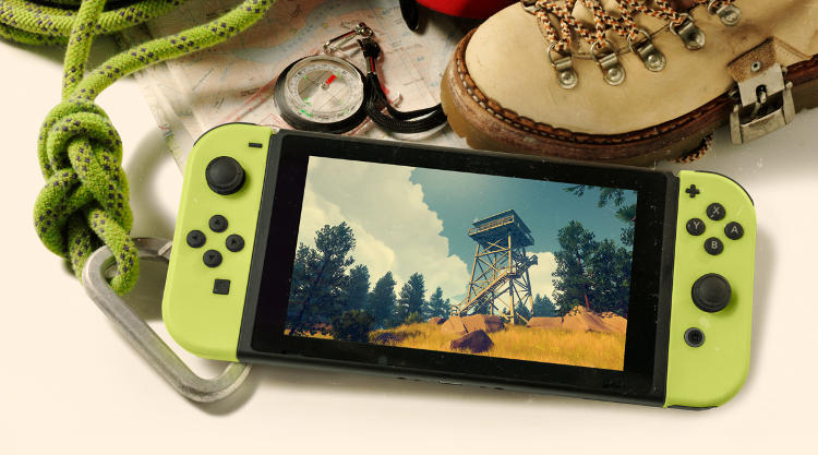 Firewatch para Nintendo Switch