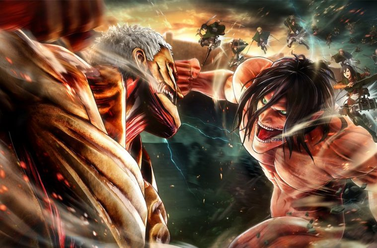 analisis de attack on titan 2