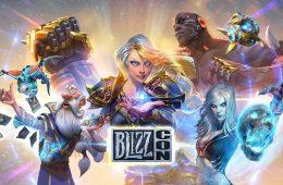 fecha de la BlizzCon 2018