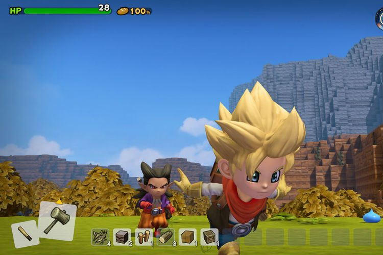 historia de dragon quest builders 2