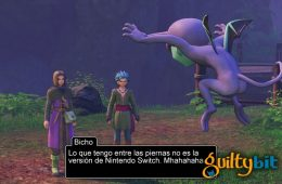lanzamiento de dragon quest xi en nintendo switch