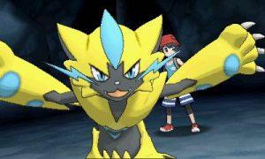 nuevo pokemon de pokmon ultrasol y ultraluna zeraora 3