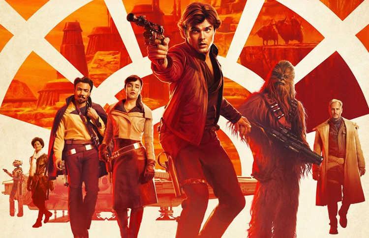 trailer de la historia de Solo una historia de Star Wars