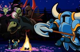 ventas de shovel knight