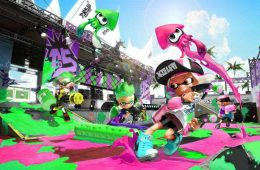 version 3.0.0 de splatoon 2