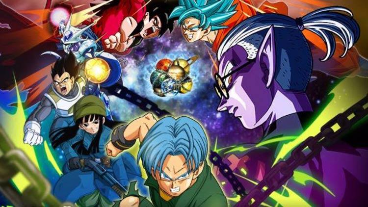 Un repaso a la biografía de los principales personajes de Dragon Ball Heroes