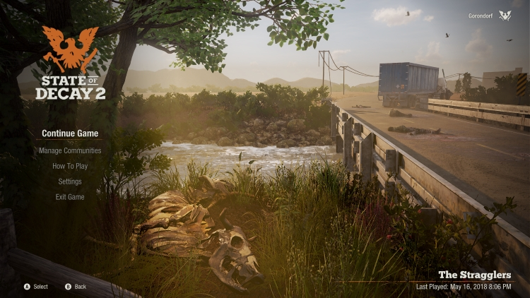 análisis de State of Decay 2 para PC