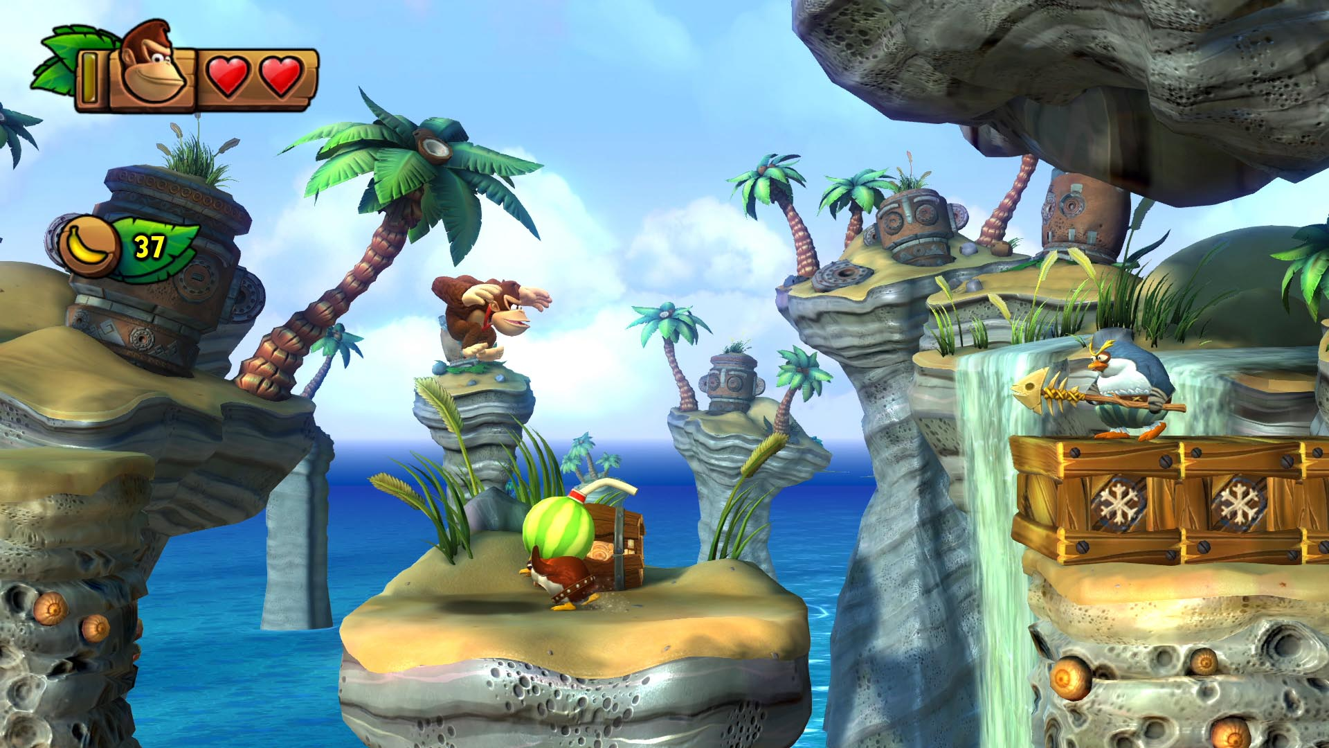 analisis de donkey kong country tropical freeze 2