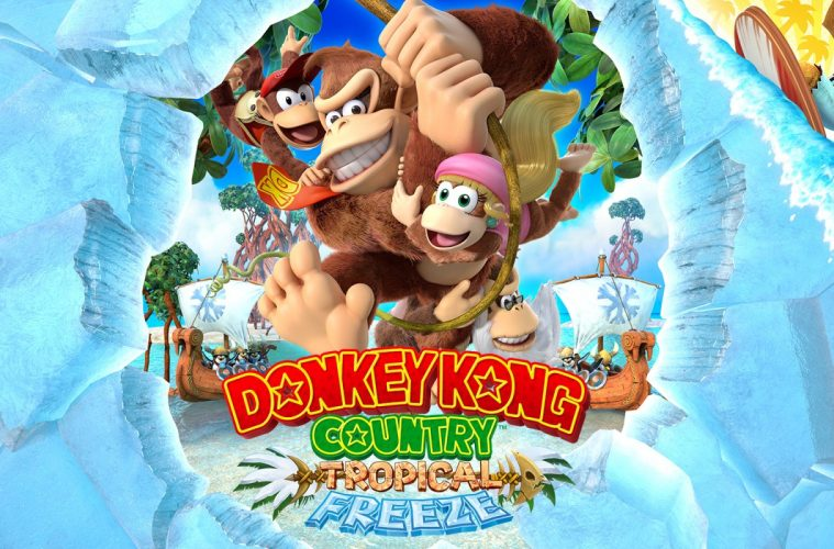 analisis de donkey kong country tropical freeze