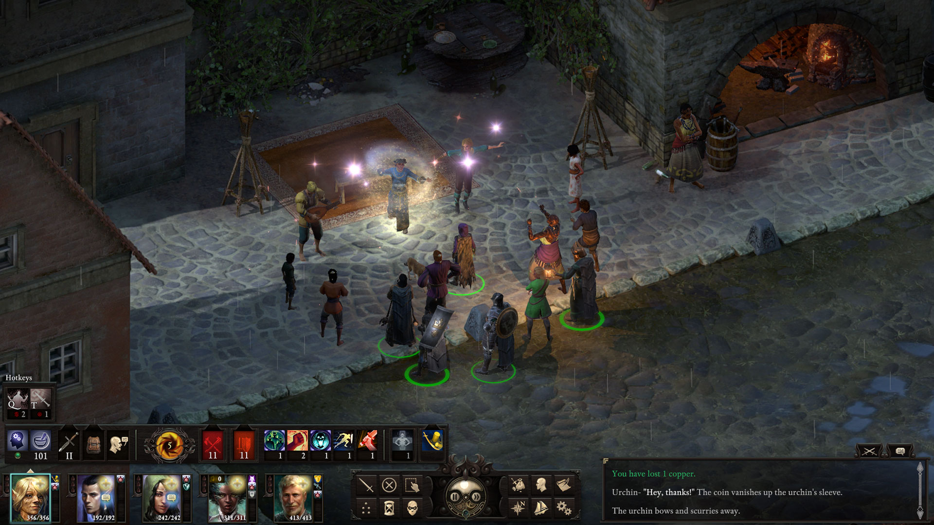 analisis de pillars of eternity ii deadfire 2