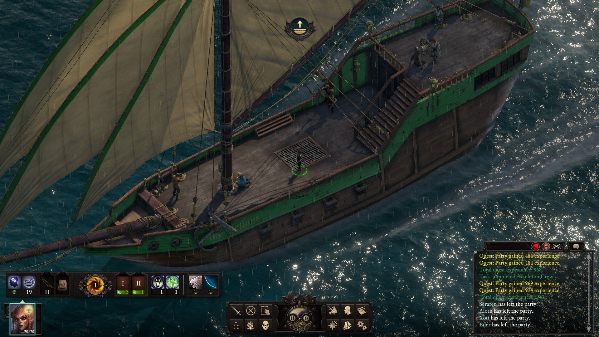 analisis de pillars of eternity ii deadfire 4