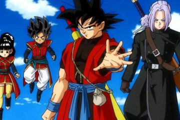 anime de dragon ball heroes