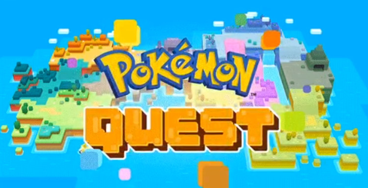 anuncio de pokemon quest