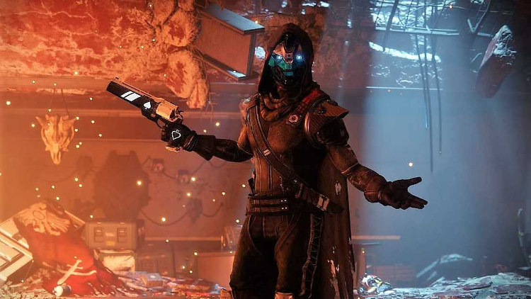 destiny 2 en el humble monthly
