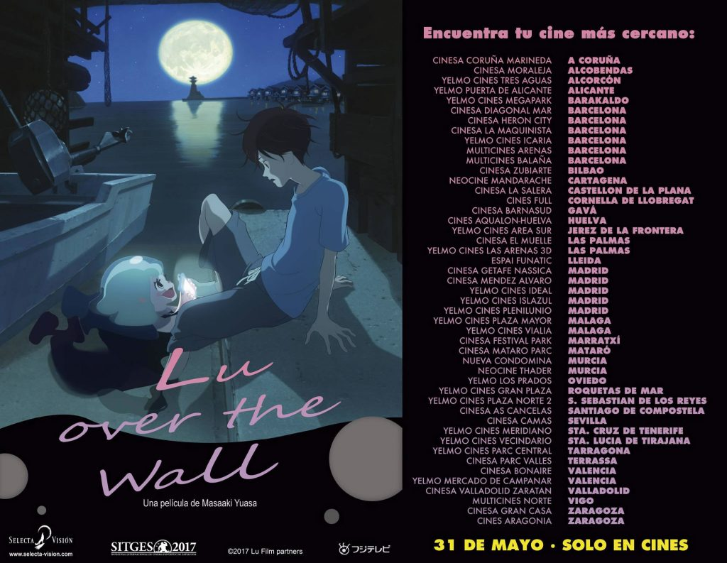 estreno en cines de lu over the world