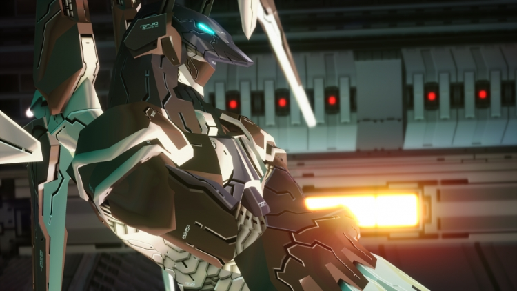 fecha de lanzamiento del remaster de Zone of the Enders