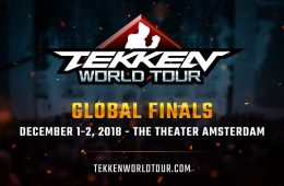 fecha y lugar de la final de Tekken World Tour