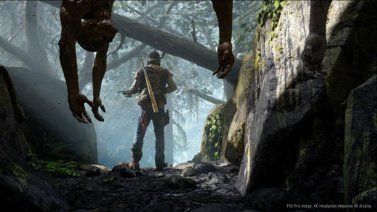 gameplay de Days Gone