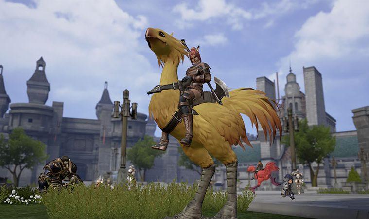 imagens de final fantasy xi reboot