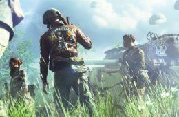 nuevos modos de juego en Battlefield V