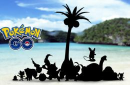 pokemon de Alola en Pokemon GO