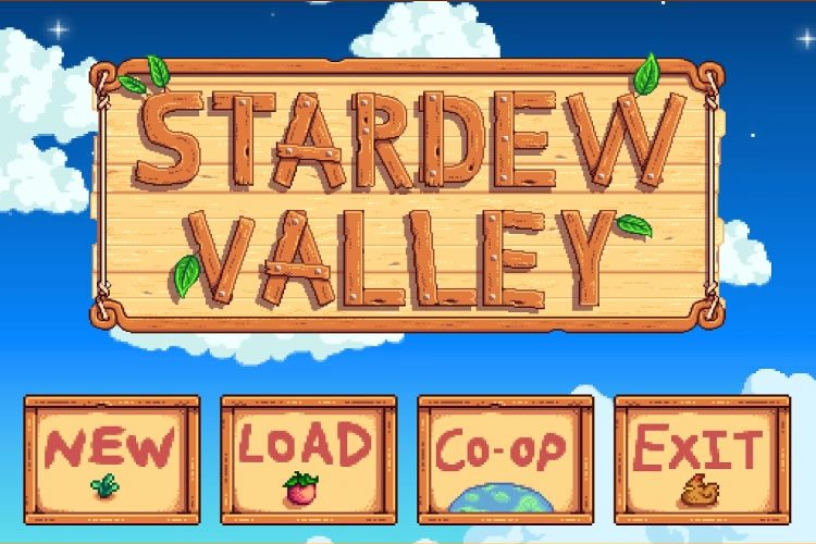 video de la jugabilidad del multijugador del multiplayer de stardew valley