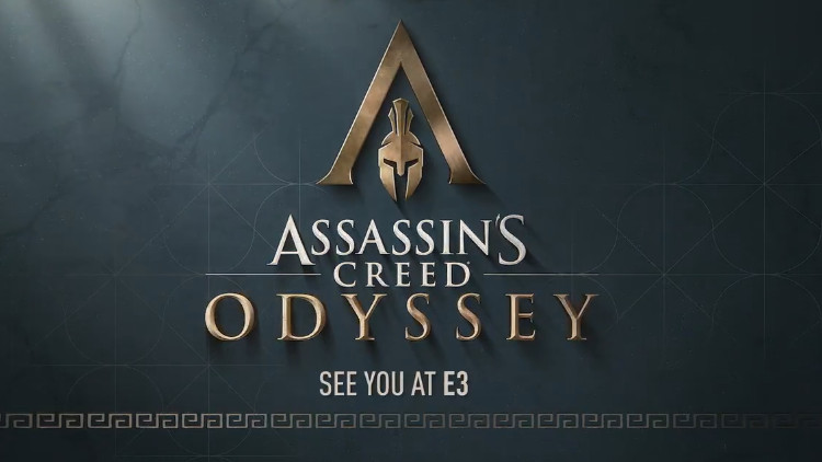 anuncio oficial de Assassin's Creed Odyssey