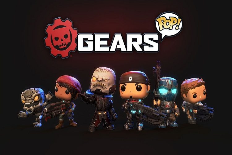 spinoff de Gears of War