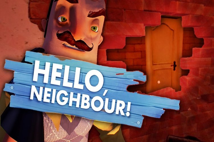 primer tráiler de Secret Neighbor