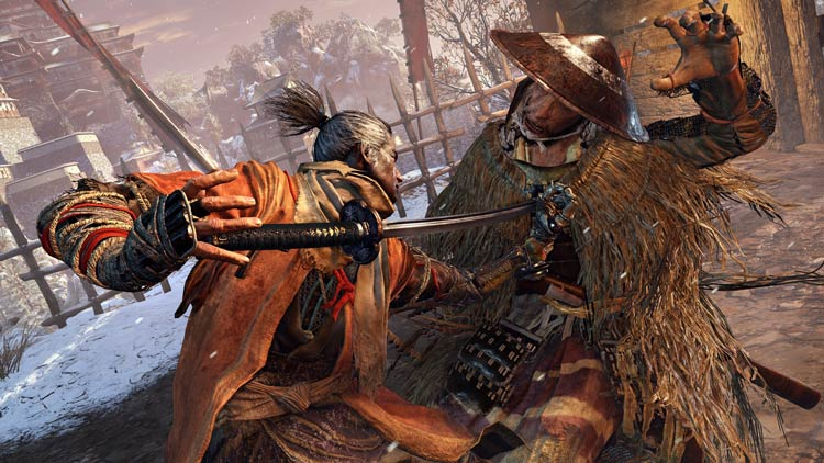 Sekiro Shadows Die Twice no tendrá modo online