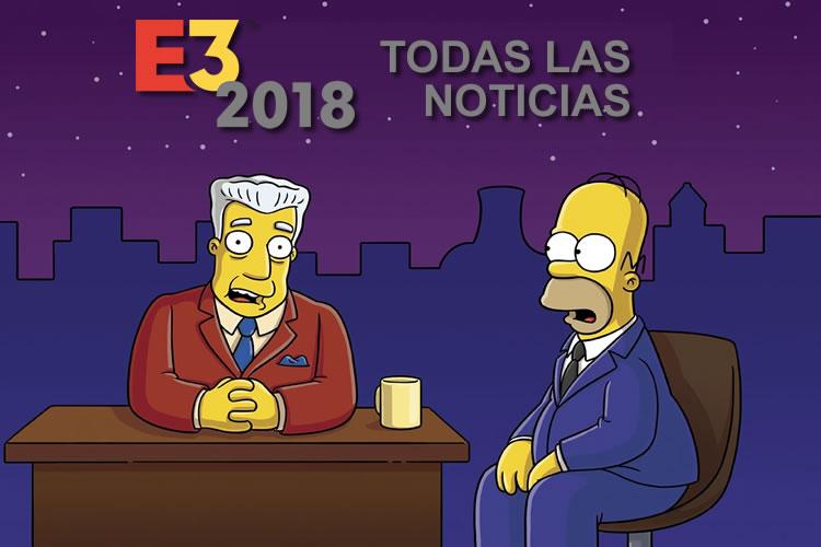 TODAS LAS NOTICIAS DEL E3 2018