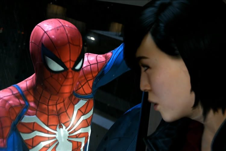 Gameplay de Spider-Man en el E3 2018