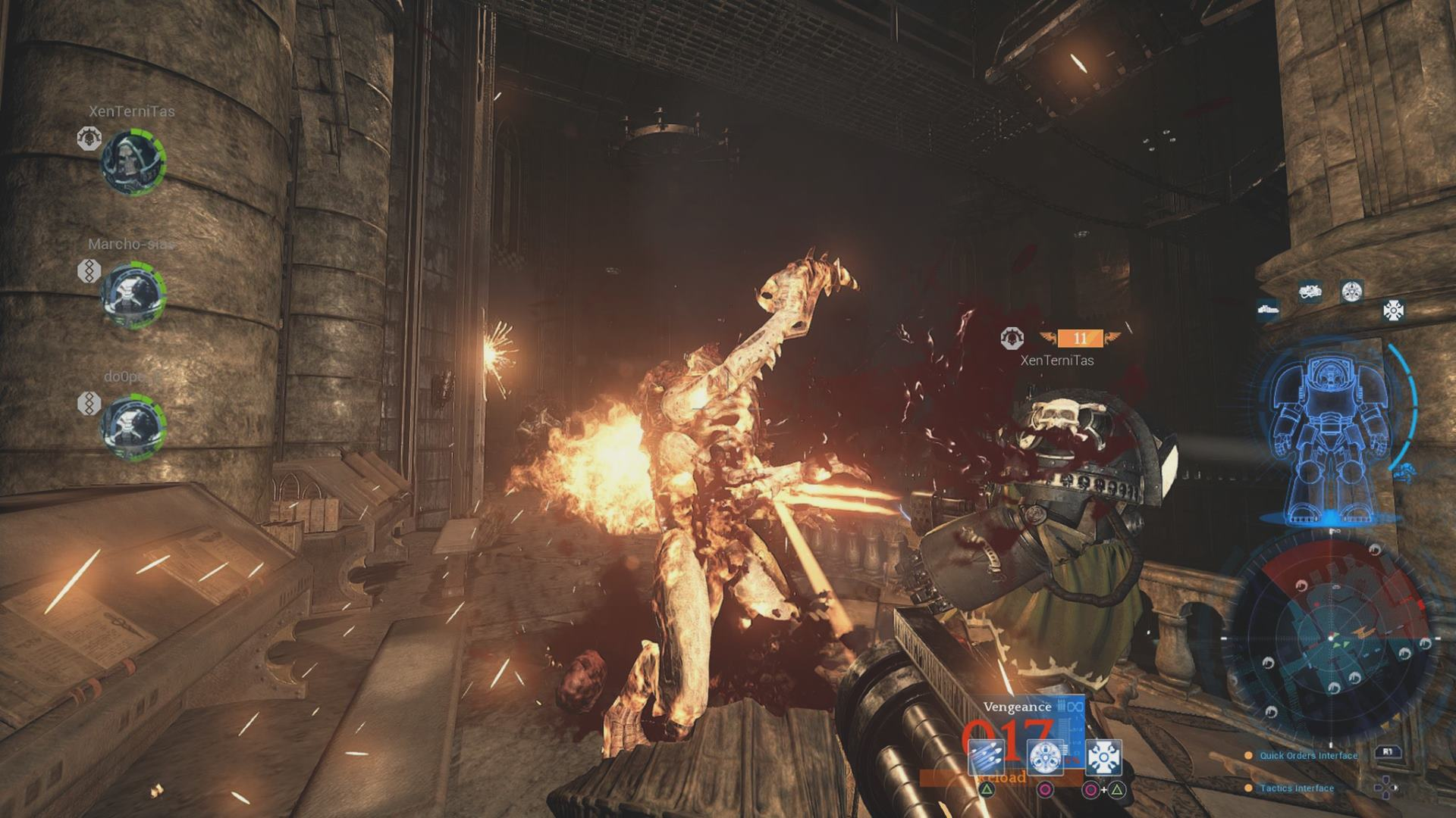 analisis de space hulk deathwing enhanced edition 2