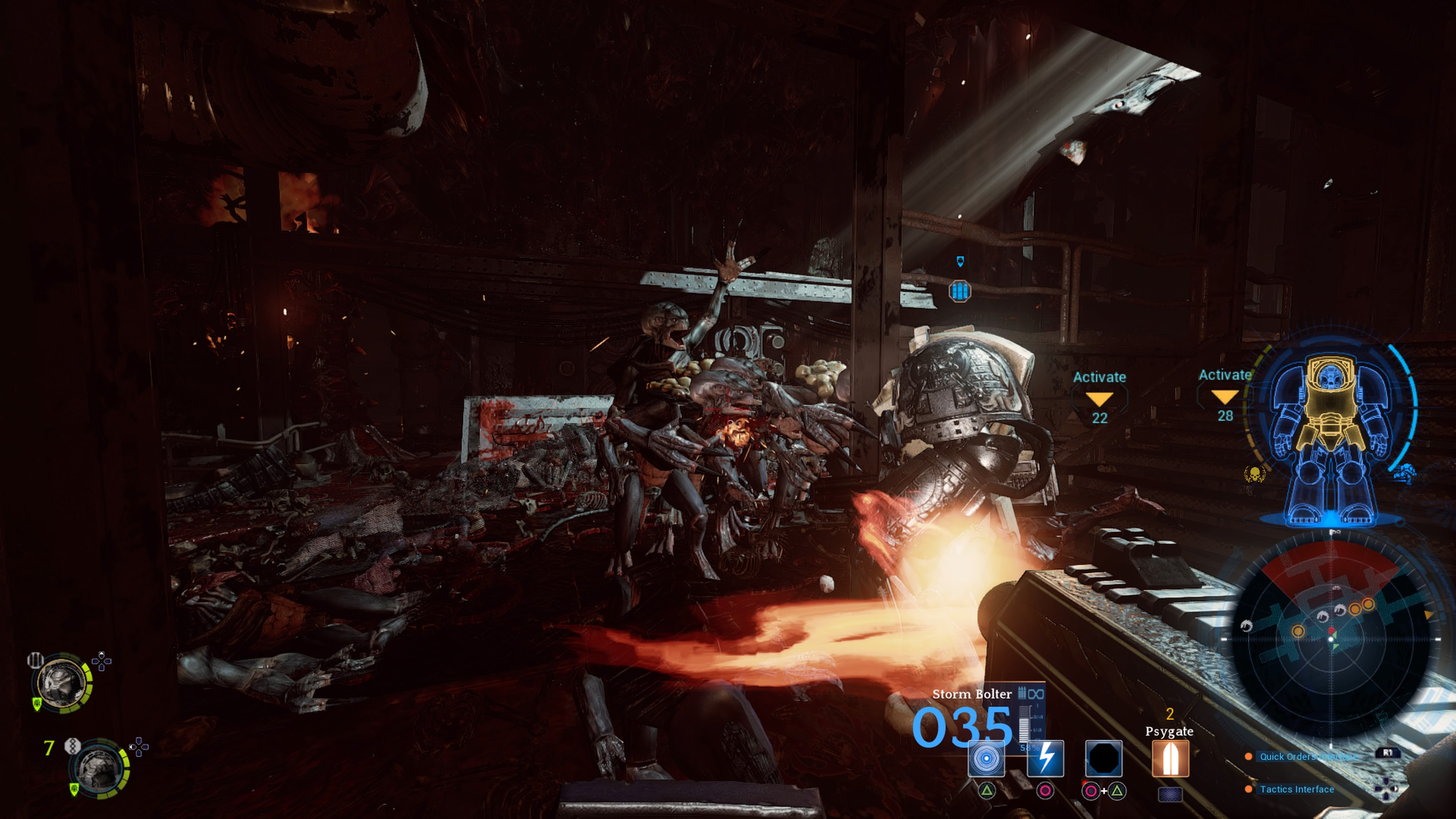 analisis de space hulk deathwing enhanced edition 3