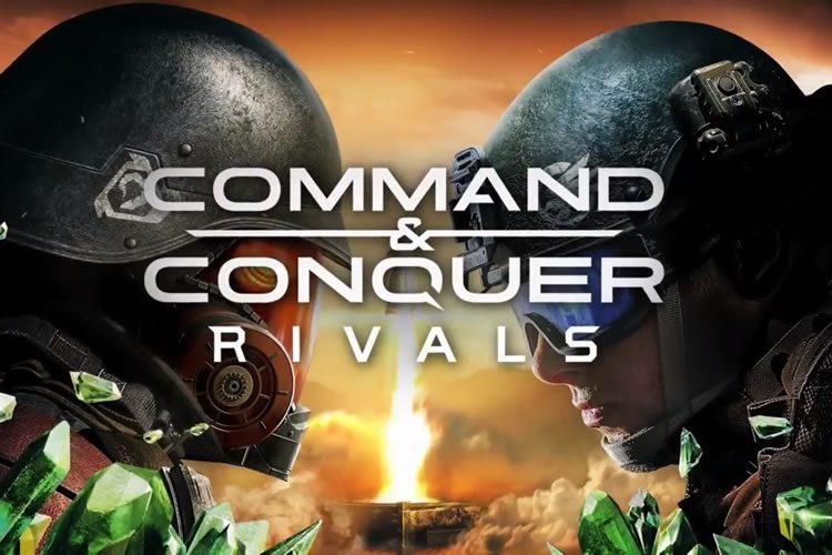 anuncio oficial de Command & Conquer Rivals