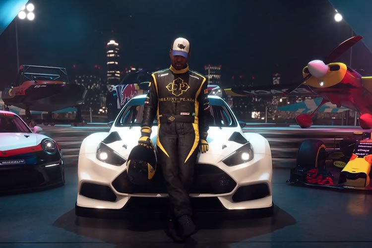 tráiler del E3 de the crew 2