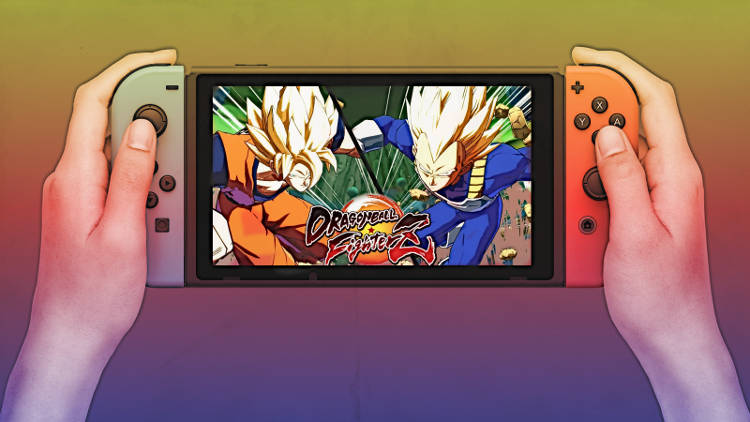 fecha de lanzamiento de Dragon Ball FighterZ en Nintendo Switch