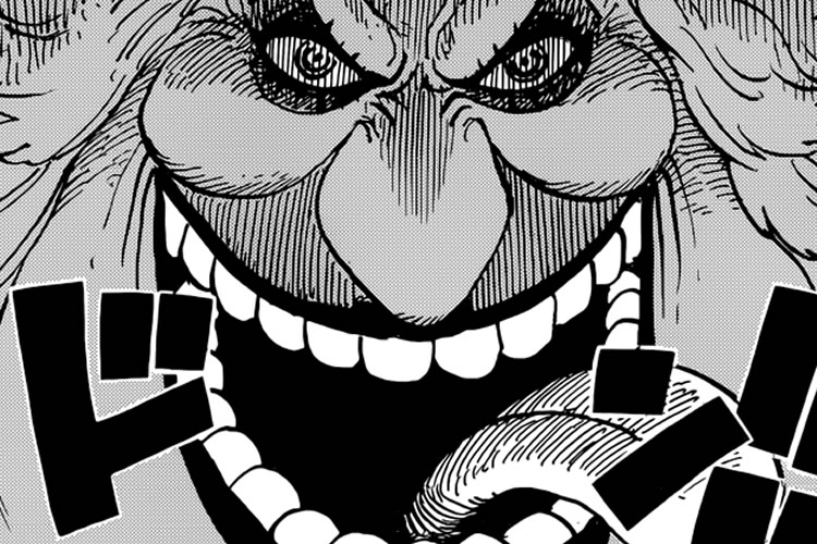 manga de one piece 907 big mom