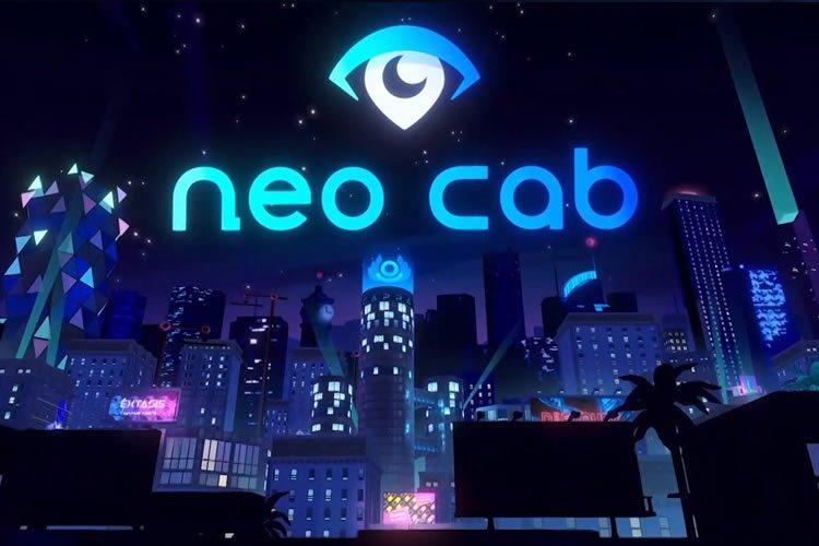 tráiler del anuncio de Neo Cab