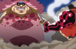 one piece 841 one piece vs luffy 2