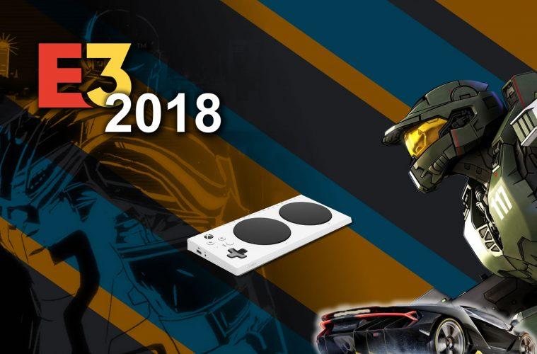 que esperamos de la conferencia de microsoft del e3 2018