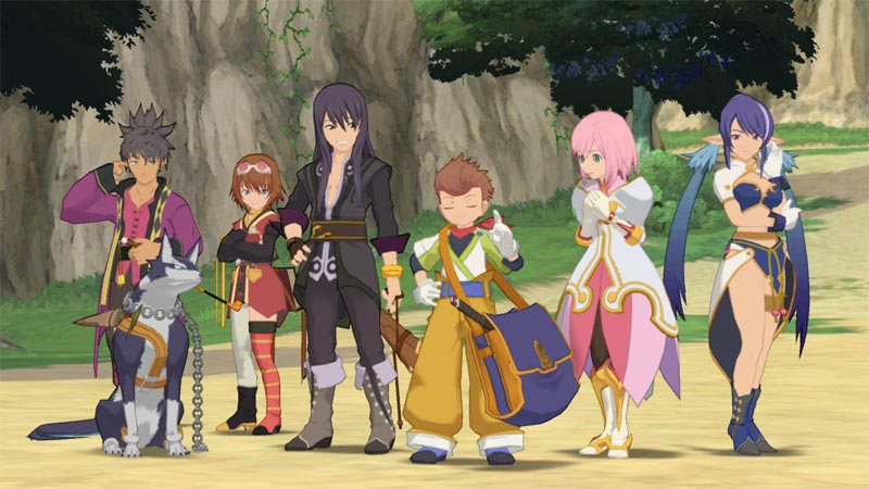 remaster de tales of vesperia 2
