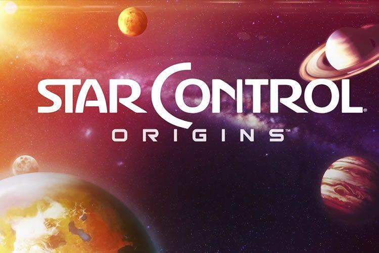 anuncio de Star Control: Origins