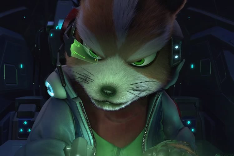 Starfox en Starlink: Battle for Atlas