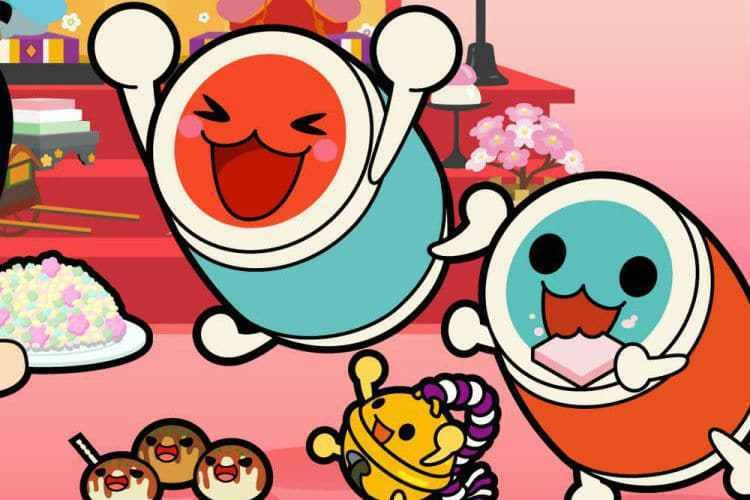 taiko drum master nintendo switch version en ingles
